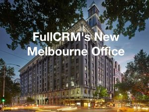 FullCRM Melbourne Office