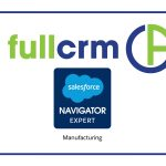 FullCRM are a Manufacturing Expert on the AppExchange