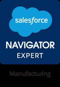 Salesforce Navigator Manufacturing Expert
