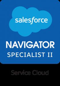 Salesforce Navigator Service Cloud Specialist