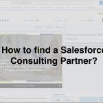 How to find a Salesforce Consulting Partner?